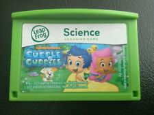 Leappad 2 3 Ultra Platinum Xdi Leapster Explorer GS Bubble Guppies game