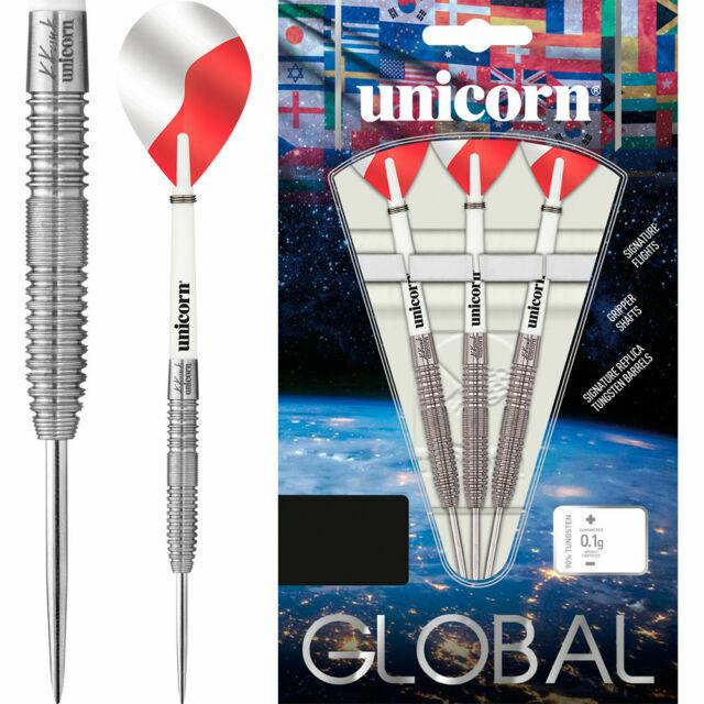 Unicorn Global Krzysztof Kci% Tungsten 20g Darts Set