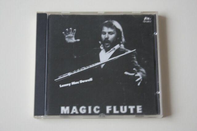 Lenny Mac Dowell- MAGIC FLUTE, JETON Made in Japan (SANYO) CD 120/2, WIE ABGEBIL
