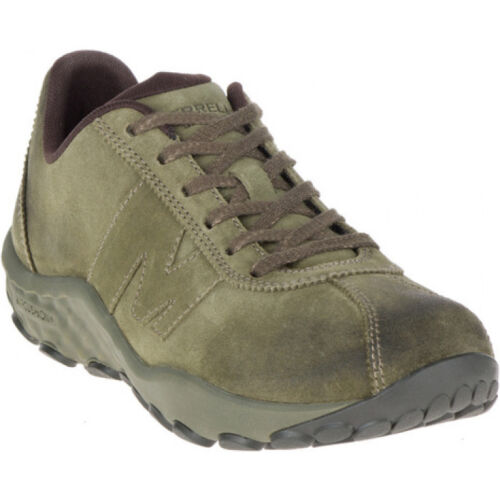 Uomo Lace Sprint Scarpe Merrell Trekking Dusty J598643 Ac Olive Escursioni Suede nwRZCqP1