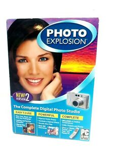 Photo-Explosion-Digital-Studio-Version-2-2004-Windows-XP-2000-ME-98-CD-ROM