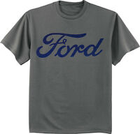 Big and tall t-shirt Ford logo ford trucks ford mustang racing tee shirt for men