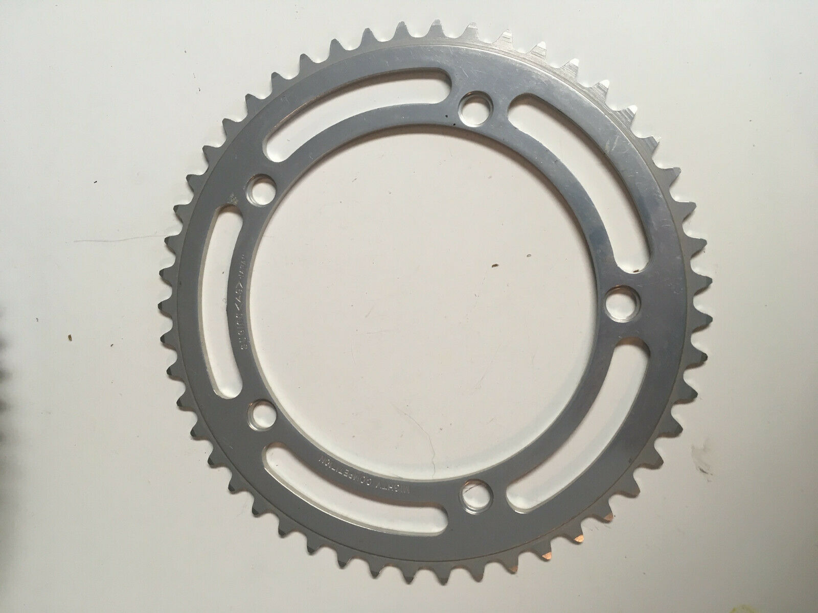 Sugino Mighty Competition 49 Tooth 144BCD Chainring 49t