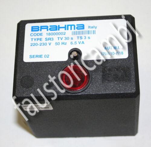 18000002 BRAHMA QUADRO ACCENSIONE SR3 TV 30s TS 3s ART
