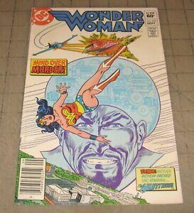 WONDER-WOMAN-295-Sept-1982-FN-Condition-Comic-Mind-over-Murder