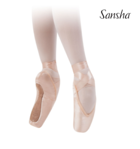 fc143e788146 Image is loading Pink-sansha-partenaire-pointe-ballet-shoes-303-Various-