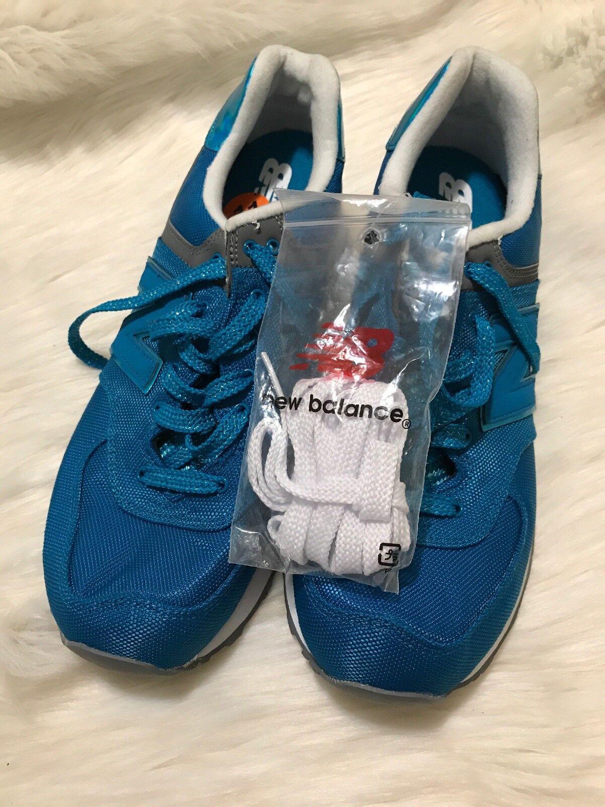 New balance 574-Zapatos Tenis Tenis Tenis De Mujer ENCAP Classics Azul Talla 11 Nuevo Sin Caja  ahorra hasta un 80%