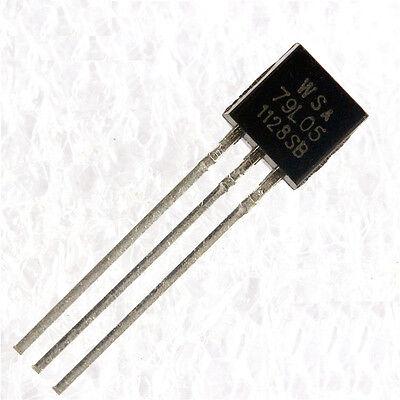 500PCS WS78L05 78L05 WS TO-92 IC REG LDO 5V .1A NEW