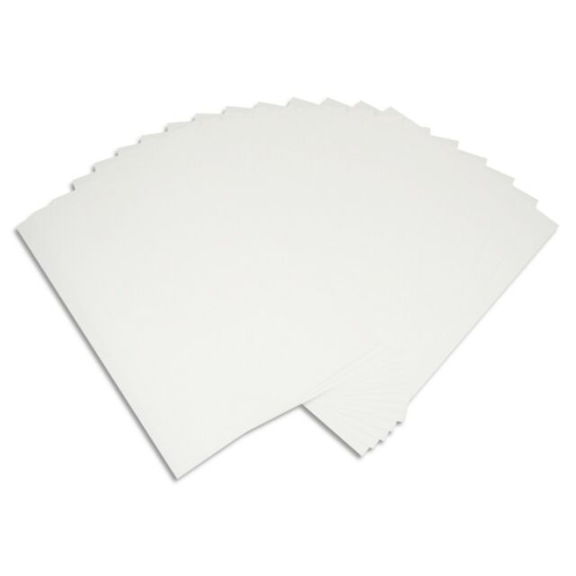 T-Shirt Transfer Paper Iron-On For Dark Fabrics A4 Pack of 20
