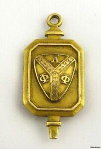 Phi-Alpha-Phi-Vintage-Confraternita-Sonorita-Greco-Society-Chiave-Spilla-Badge