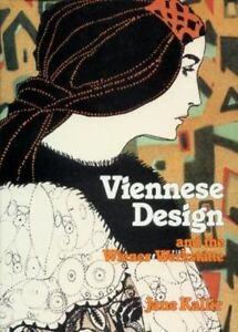 Viennese-Design-And-The-Wiener-Werkstatte-UK-IMPORT-BOOK-NEW