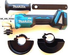 """New Makita XAG03 18V Cordless Brushless Battery Angle Grinder 4 1/2"""" 18 Volt LXT"""