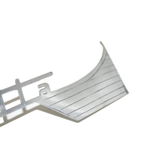Lambretta Side Panel Der Design-Abzeichen LI SX TV-Serie poliert 1 2 3 125 150