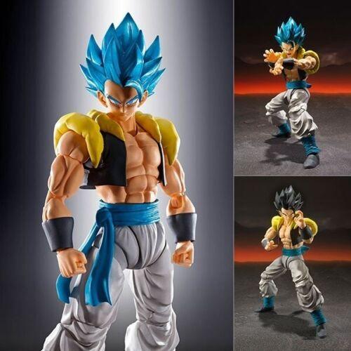 Figuarts Dragonball Z God Gogeta action figure Bandai U.S seller S.H