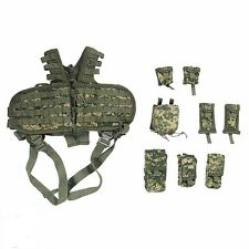 Soldier Story U.S. Army Pilot Aircrew 1/6 scale Toy  Tactical Vest w/ Pouches
