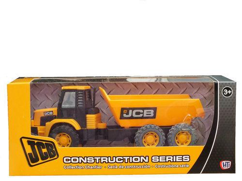 Jcb Costruzione Giocattolo Veicolo Serie Escavatore Camion con Cassone Sabbia