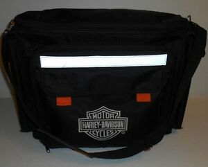 Image Is Loading Harley Davidson Picnic Set For 2 Insulated Cooler