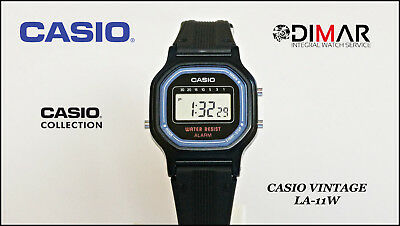 montre casio 526 la 11 w