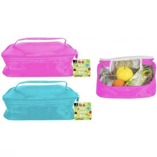 Enfants adultes-repas isotherme cool sac conserve alimentaire boisson froid travail école pochette case