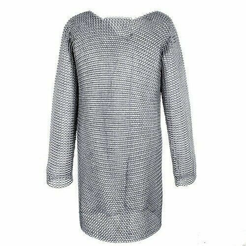 Medieval Knight Round Butted Chainmail 50