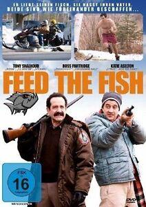 "Feed the Fish (mit ""Monk"" Tony Shaloub) - Oberhausen, Deutschland - Feed the Fish (mit ""Monk"" Tony Shaloub) - Oberhausen, Deutschland"