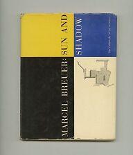 1956 P. Blake MARCEL BREUER: SUN + SHADOW Alexey Brodovitch Book Design BAUHAUS