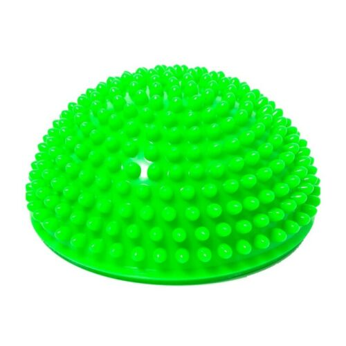 Foot Half Round Yoga Balance Spiky Massage Ball Foot Sole Trigger Point Therapy