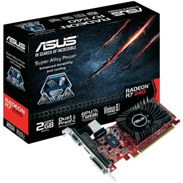 ASUS Radeon R7 240 2GB scheda grafica