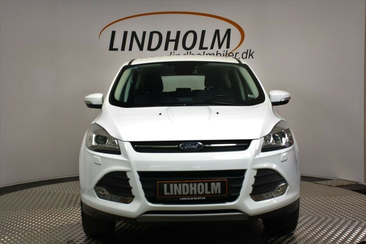 Ford Kuga 2,0 TDCi 150 SYNC Edition aut. AWD