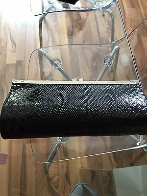 Brand New Small Black Clutch Bag