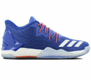 new concept 3d3fb ac7f5 Image is loading Adidas-Derrick-D-Rose-Boost-7-Low-Men-