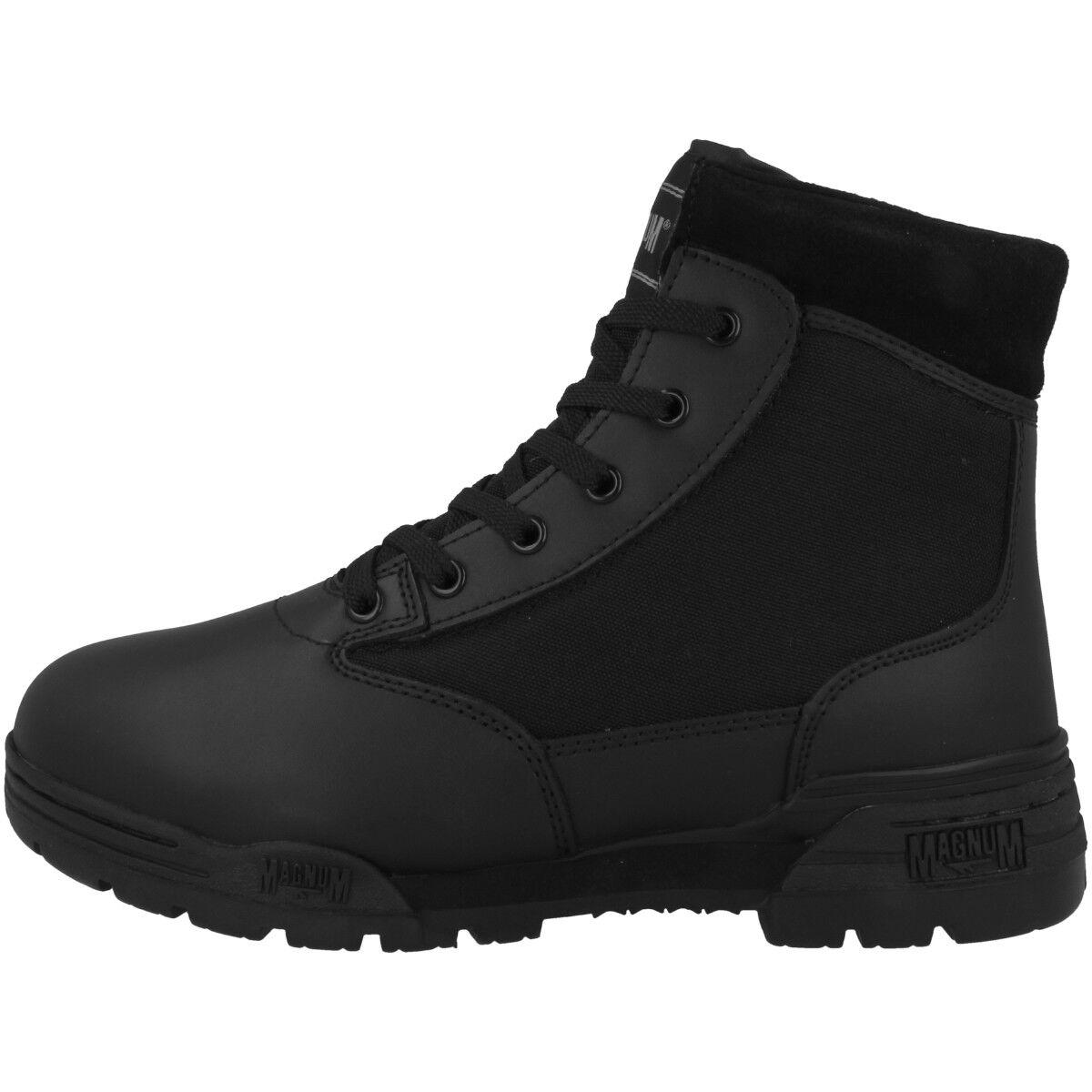 Magnum Hi-Tec Classic mid zapatos botas HITEC uso de botas negro m800281-021-01