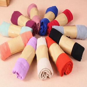 PT-Cn-Eg-Donna-lungo-Candy-Colors-Cotone-Scialle-Sciarpa-Sciarpe-Moda-Sto