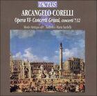 Arcangelo Corelli: Opera VI Concerti Grossi: Concerti 7-12 (CD, 1999, Tactus)