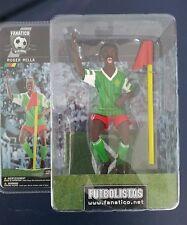 "Roger Milla figure 6"" tall FANATICO FOOTBALL Soccer Figure, Cameroon no ftchamps"