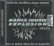 AA.VV.  DANCE MUSIC EXPLOSION COMPILATION CD SEALED 1999 ITALY