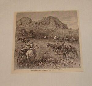 1879-magazine-engraving-RECONNOISSANCE-PARTY-CALIFORNIA-COAST