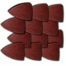 Ms23 64pc Finger Sandpaper Oscillating Multitool For Fein Multimaster Pad Sheet