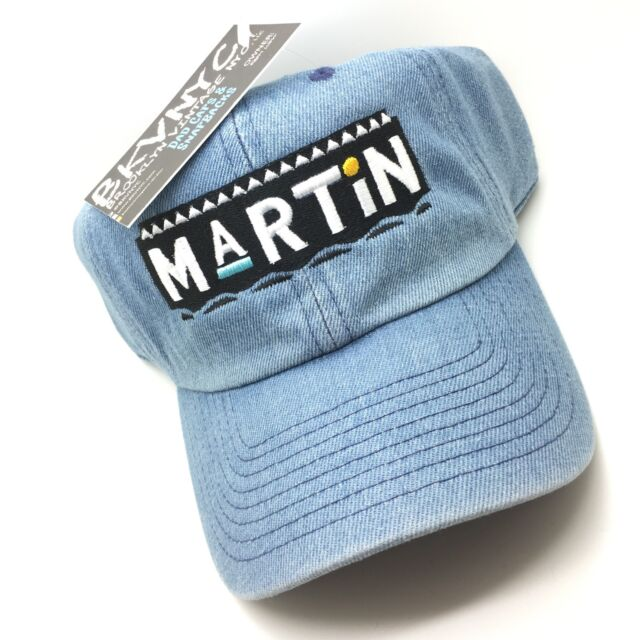 819834dcaac Denim Martin TV Show Dad CAP Hat 90s for sale online