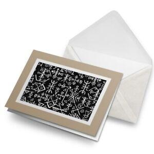 Greetings-Card-Biege-Icelandic-Viking-Nordic-Cool-2508