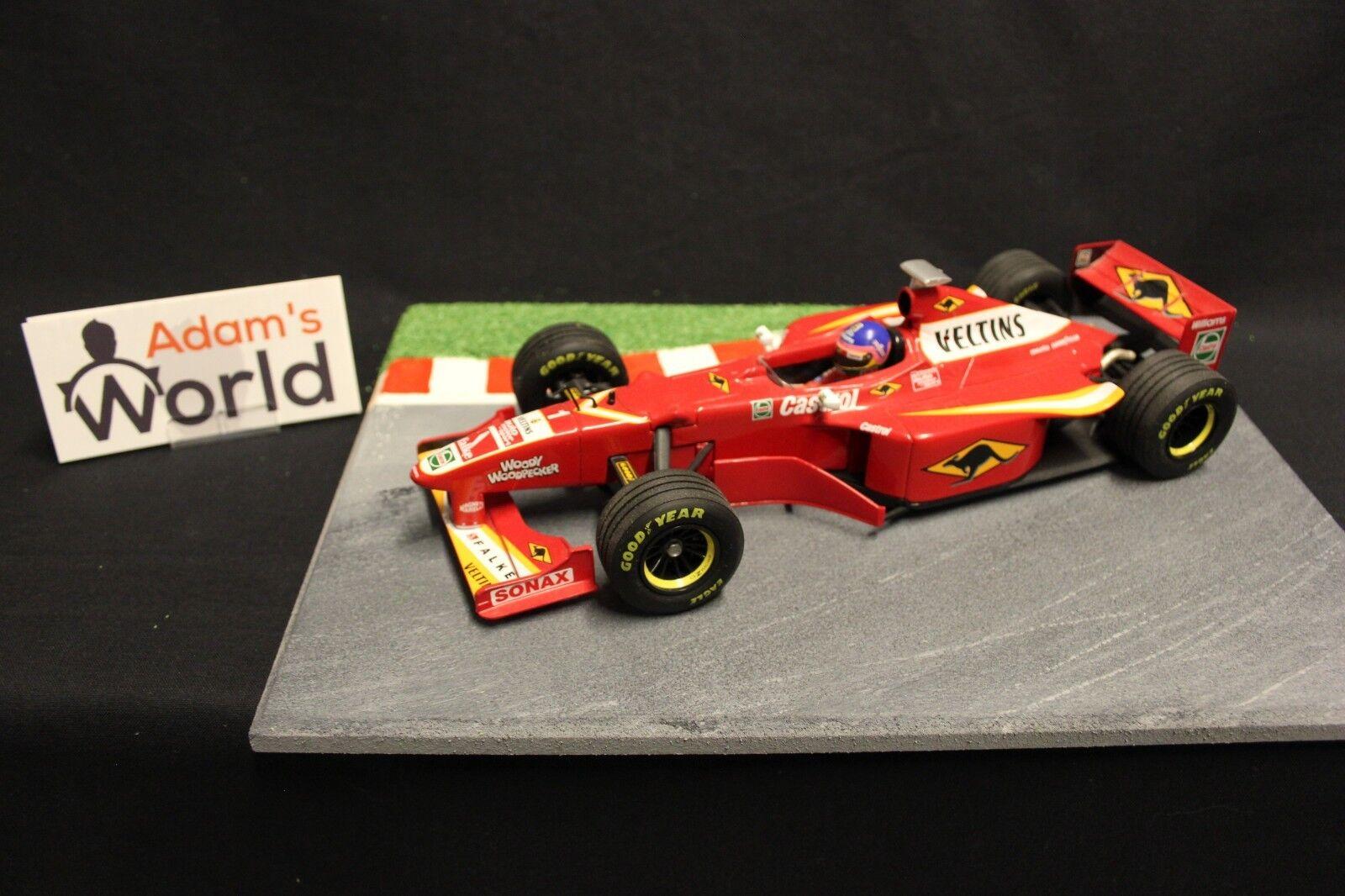 Minichamps Williams Mecachrome FW20 1998 1:18 #1 Jacques Villeneuve (CAN) (F1NB)