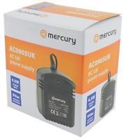 2.1mm 9V AC Mains Power Supply Adapter 9Vac 500mA with UK Plug
