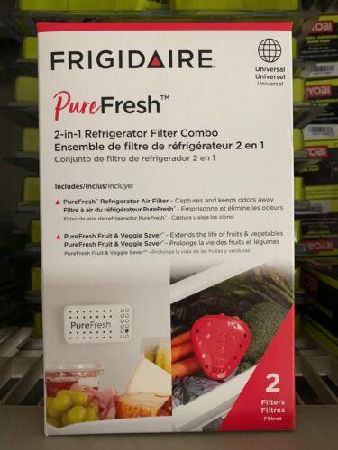 Frigidaire PureFresh 2 in 1 Refrigerator Air Filter Combo Fruit Veggie Saver