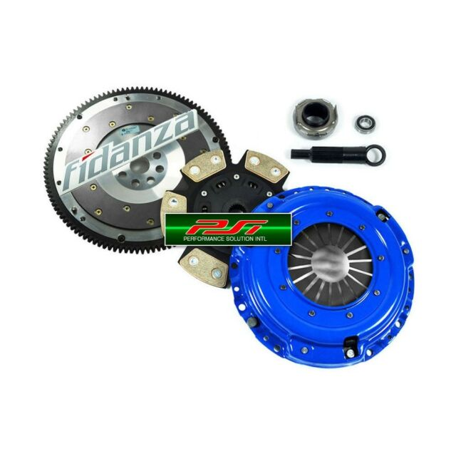 PSI STAGE 3 CLUTCH KIT+FIDANZA FLYWHEEL 1992-1993 ACURA