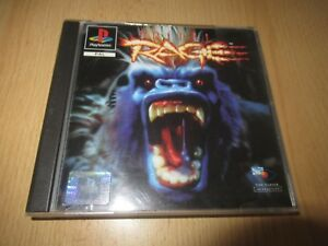 Primal-Rage-PS1-Playstation-1-Pal