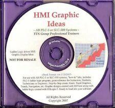 HMI Graphic Ideas for PLC-5 or SLC-500 (PLC Labs w/RSView )