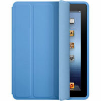 Apple® - Smart Case For Ipad® 2nd 3rd, & 4th Gen – Blue Md458ll/a & Unopened