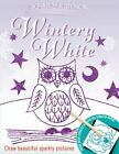 Scratch & Stencil: Wintery White by Running Press (Paperback, 2013)