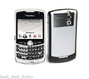 blackberry curve 8330 pda cell phone for verizon page plus silver ebay rh ebay com BlackBerry Curve 2007 8330 Verizon BlackBerry Curve 8310
