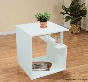 Side Tables For Living Room White | Baci Living Room